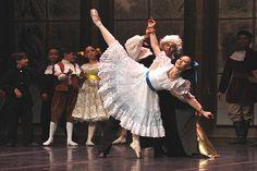 Emociona a público El Cascanueces en Teatro de la Ciudad Esperanza Iris