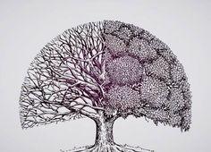 r sum arbre stylis cologie nature environnement illustration vectorielle Banque d'images