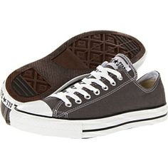 Converse Chuck Taylor® All Star® Seasonal Ox- in charcoal or black (might be better) size 8