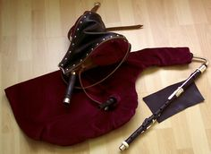 'Try The Uilleann Pipes' with Na Píobairí Uilleann on Friday 21st June. Image courtesy of Na Píobairí Uilleann.