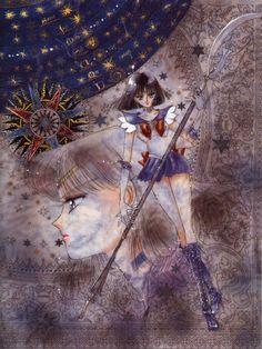 美少女戦士セーラームーン Sailor Moon artbook