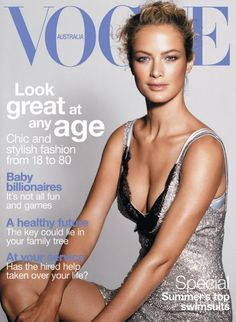 Cover - Best Cover Magazine - Carolyn Murphy by Patrick Shaw Vogue Australia November 2003 Best Cover Magazine : – Picture : – Description Carolyn Murphy by Patrick Shaw Vogue Australia November 2003 -Read More – V Magazine, Vogue Magazine Covers, Fashion Magazine Cover, Fashion Cover, Vogue Covers, 90s Fashion, Fashion Models, High Fashion, Vogue Korea