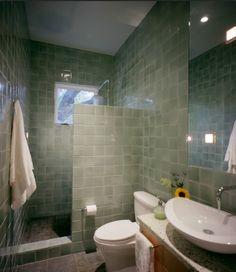 Kind of got hooked on no-door showers in CR.