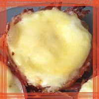 Miss Slimming World Frail: Ham and Egg Muffins