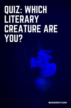 Do you have a favorite fictional creature? Take this seasonally appropriate quiz to find out which literary creature you match up with! Literary Characters, Book Characters, New Books, Books To Read, Bookworm Problems, Personality Quizzes, Inspirational Books, Brain Teasers, Book Lovers Gifts