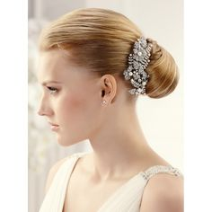 Wedding Hairpiece La Sposa T20-2554