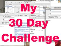 Join me on a 30 Day Challenge to take show my email who is boss! Click here to learn more: http://www.entrepreneuressacademy.com/blog/how-im-taking-back-my-life-with-a-30-day-challenge/