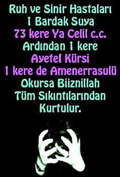 #KuranıKerim #Ayet #Kuran #islam- corek-otu-yagi.com Black And White Flowers, Islamic Prayer, Allah Islam, Slogan, Prayers, Religion, Knowledge, Faith, Quotes