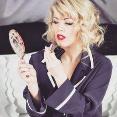 Put your #lipstick on, girls... it's #NationalLipstickDay