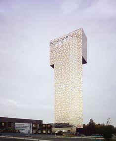 Victoria Tower. Image © Åke E:son Lindman