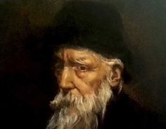 WOW! How To Paint Portraits Like Old Masters. Easy Way! Painting Tutorials By Sergey Gusev.