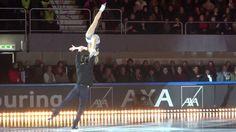 "Tatiana Volosozhar & Maxim Trankov Art on Ice 2014 ""Somebody to die for""..."