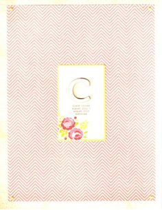 Cover Page | Laura Kurz