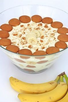 The Best Banana Pudding | The BakerMama
