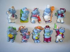 Kinder Surprise Set  Happy Hippos Cruise  by KinderSurpriseToys
