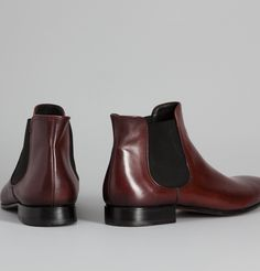 Low-Boots Phantom by Pete Sorensen Cerise Pete Sorensen en vente chez L'Exception