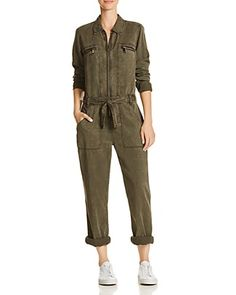 Jumpsuits For Women, Street Style Women, Chambray, Military Jacket, Autumn Fashion, Khaki Pants, Fall Fashions, Sexy, Womens Fashion