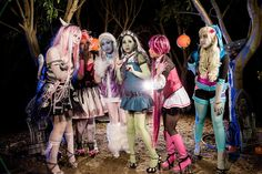 cosplay monster high   Beleza Pedagógica: Cosplay Monster High Cosplay Diy, Cute Cosplay, Best Cosplay, Cosplay Girls, Monster High Makeup, Monster High Cosplay, Cute Costumes, Costume Ideas, Halloween Costumes