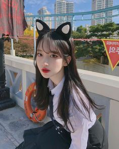Ulzzang Hair, Ulzzang Korean Girl, Pretty Asian, Beautiful Asian Girls, Cute Girls, Cool Girl, Cute School Uniforms, Uzzlang Girl, Grunge Girl