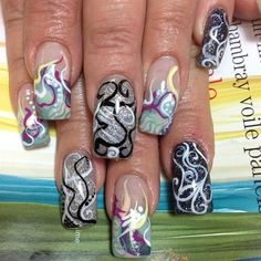 s - Nail Art Gallery by NAILS Magazine by tabatha