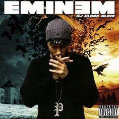 Amazing album artwork. #eminem