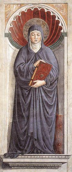 St Monica -Patron Saint of Married Women