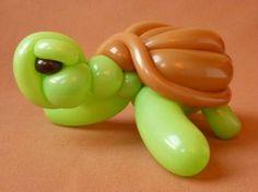 Balloon Sea Turtle