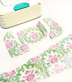 マダム篠田 / カルトナージュ風ウエットテイッシュボックスを作りませんか | OurAge Baby Wipe Case, Wipes Case, Life Hacks, Beautiful Pictures, Pretty, Crafts, Beauty, Embellishments, Flowers