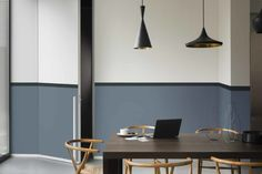 Denim Drift and Black | Dulux Colour of the Year 2017 - Mad About The House