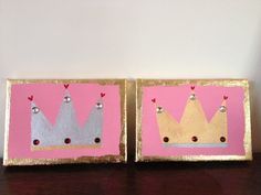 Crown Princess by DeceauxArt on Etsy, $45.00