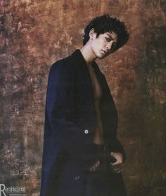 SHINee Minho - W Magazine December Issue '12