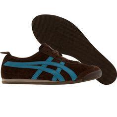 bc53c156ec3 Asics Womens Onitsuka Tiger Mexico 66 (brown   blue coral) HL474-2843 -   79.99. Ros Yeo