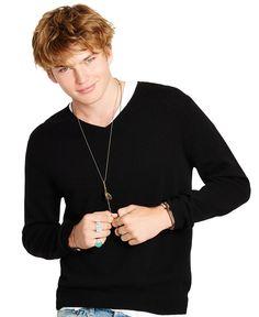 Denim & Supply Ralph Lauren Wool-Cashmere Sweater