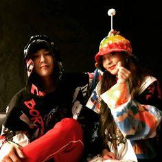 xxxibgdrgn In last night W/ Special guest And now i'm taking off to Daesung, Gd Bigbang, Bigbang G Dragon, South Korean Girls, Korean Girl Groups, Yg Artist, G Dragon Top, Sandara Park, Big Bang