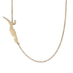 Keep a little Spring Lake with you wherever you go... The Original - Spring Lake, NJ Necklace — Kerry Gilligan