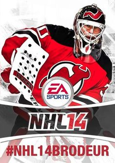 SUPER-GOALIE Martin Brodeur needs your vote to win in this semifinals match-up to be the next cover for NHL14. Vote for Marty!