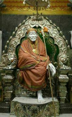 Sai Baba Pictures, Sai Baba Photos, God Pictures, I Miss You Wallpaper, Sai Baba Hd Wallpaper, Shirdi Sai Baba Wallpapers, Spiritual Religion, Lord Balaji