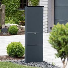 ook voor de brievenbus zijn er regels foto moderne brievenbus zwart. Black Bedroom Furniture Sets. Home Design Ideas