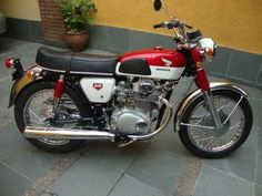 RESTAURAÇÃO CB350 1968