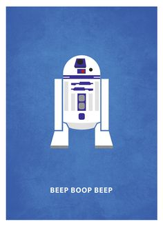 Minimal  Star Wars Posters with Quotes