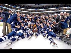 Yale Men's Ice Hockey NCAA Championship Celebration Apr. 15, 2013 - http://sport.linke.rs/hockey/yale-mens-ice-hockey-ncaa-championship-celebration-apr-15-2013/