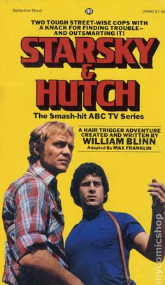 50s and 60s Television Shows | STARSKY & HUTCH | Fave 60s & 70s TV Shows