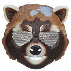 Guardians of the Galaxy Rocket Raccoon Action Mask - 333151 | trendyhalloween.com