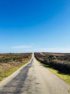 Le bout du monde , Finistère , pointe du raz Février 2018
