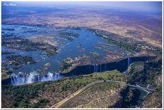 Victoria Falls & Victoria Falls Bridge