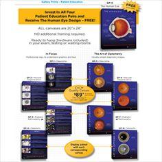 Art of Optometry Nine Print BundleIncludes   AOA Marketplace