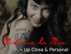 MirAnna La More Up Close & Personal