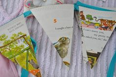 story book banner