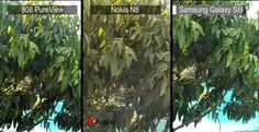 Nokia 808 PureView, N8 y Galaxy S3 grabando vídeo http://www.aplicacionesnokia.es/nokia-808-pureview-n8-y-galaxy-s3-grabando-video/