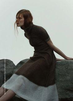 Irina Kravchenko x Paul Jung x BON Magazine (Fall/Winter 2014)